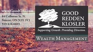 Logo-Good Redden Klosler -  Wealth Management