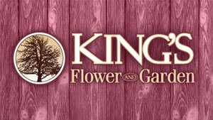 Logo-King's Flower and Garden Centre