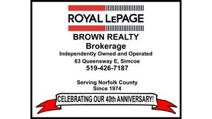 Logo-Royal LePage/Brown Realty